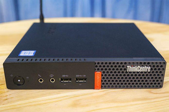 Lenovo ThinkCentre M710q Tiny Cover