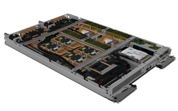 Lenovo ThinkSystem SD650 N V2 Node