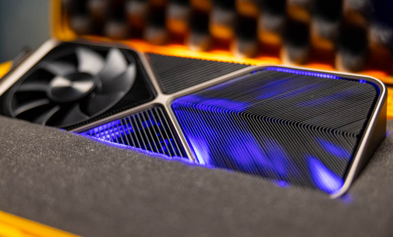NVIDIA GeForce RTX 3090 Heatsink Side 2