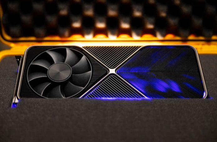 NVIDIA GeForce RTX 3090 Heatsink Side 3