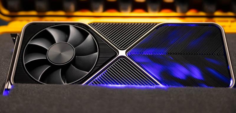 NVIDIA GeForce RTX 3090 Heatsink Side 4