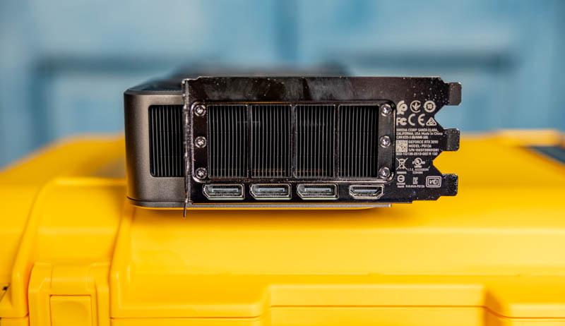 NVIDIA GeForce RTX 3090 IO