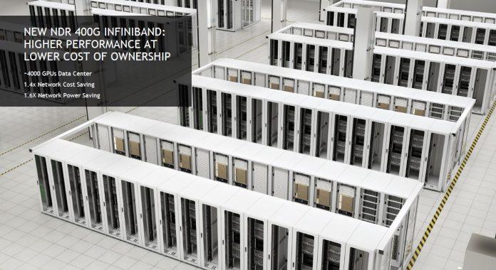NVIDIA NDR 400G InfinibandCover