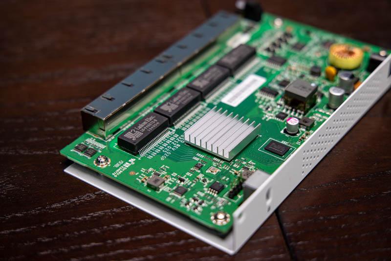 Netgear GC108PP Internal Switch