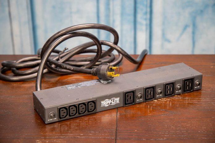 Tripp Lite PDU1230 Cover