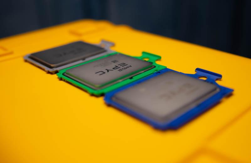 AMD EPYC 7003 7002 7001 Family