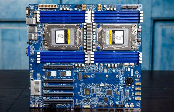 Gigabyte MZ72 HB0 Overview