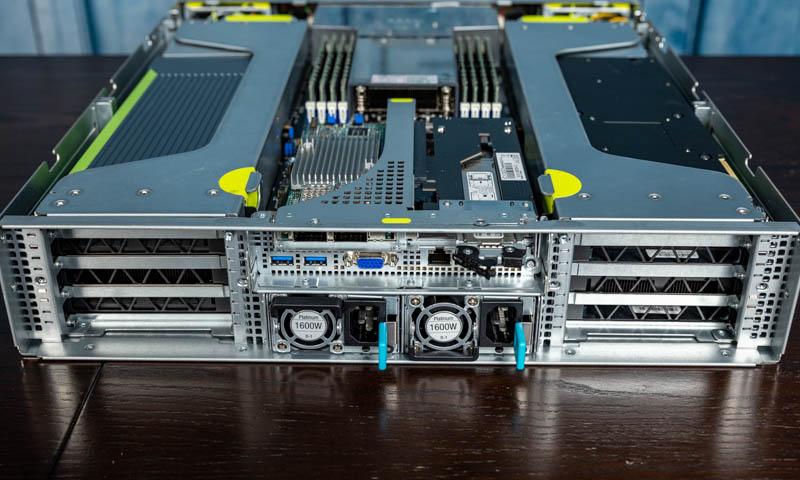 ICY DOCK ToughArmor MB840M2P B In ASUS AMD EPYC NVIDIA GPU Compute 2U Server 1