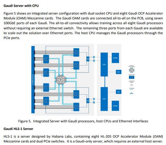 Intel Habana AWS EC2 Enablement Whitepaper