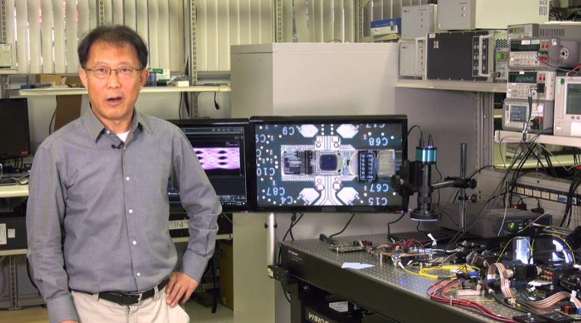 Intel Silicon Photonics Lab
