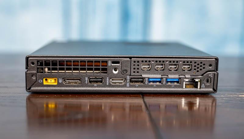Lenovo ThinkStation P330 Tiny 17