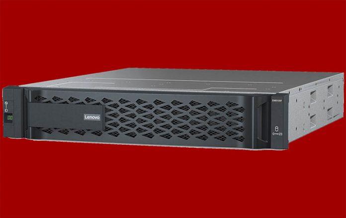 Lenovo ThinkSystem DM5100F Cover