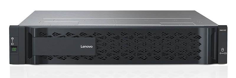 Lenovo ThinkSystem DM5100F Front