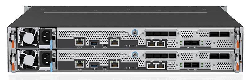 Lenovo ThinkSystem DM5100F Rear