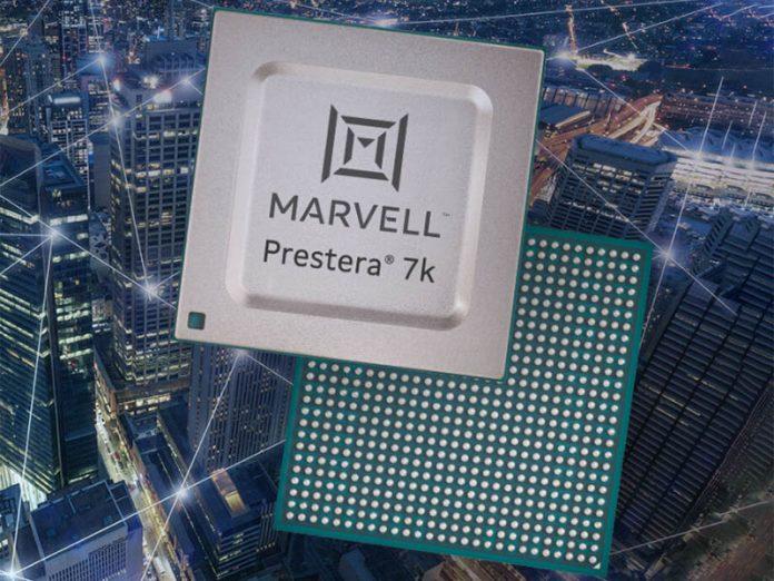 Marvell Prestera 7K Cover