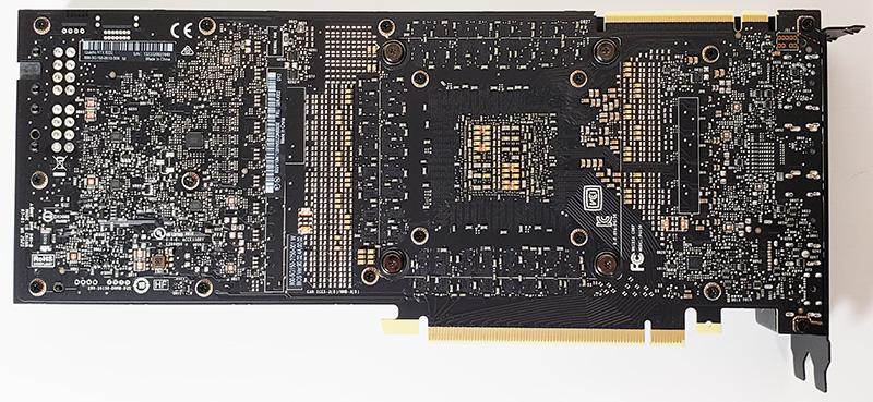 NVIDIA Quadro RTX 6000 Back