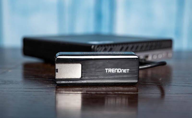TrendNet TUC ET5G Top