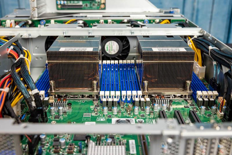 Tyan Transport SX TS65 B8253 AMD EPYC CPU And 16x DIMM Slots