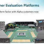 Xsight X1 2U Alpha Evaluation Platforms