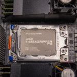 AMD Ryzen Threadripper PRO 3995WX In Socket 2