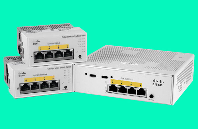 Cisco Catalyst Micro Switch Series