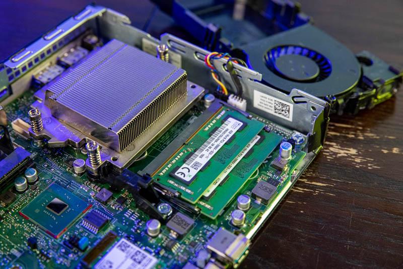 Dell OptiPlex 7060 Micro 2x 4GB SK Hynix DDR4