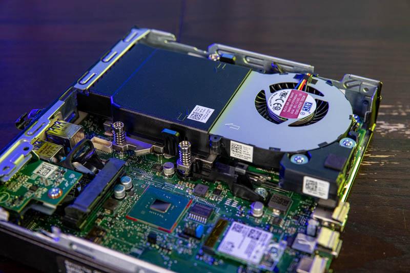 Dell OptiPlex 7060 Micro Fan Shroud