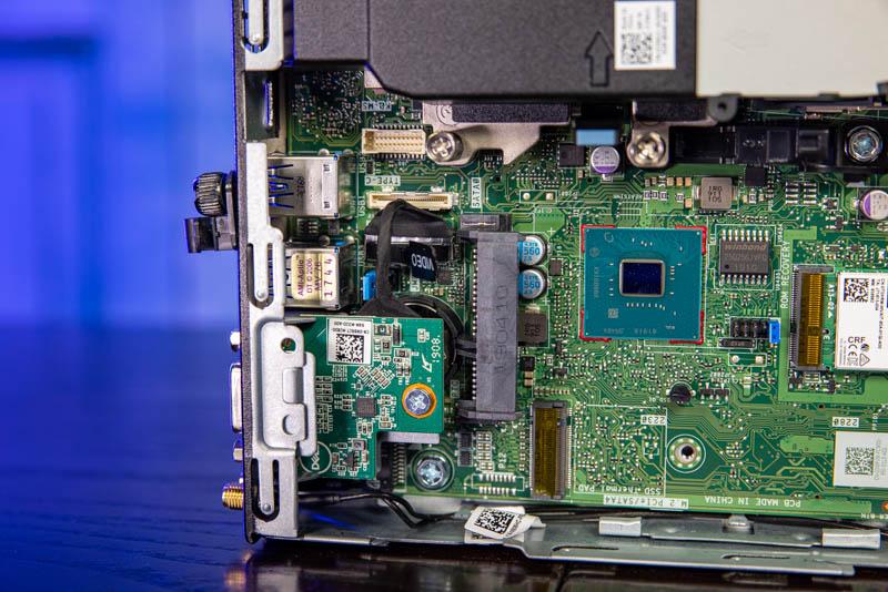 Dell OptiPlex 7060 Micro VGA And SATA