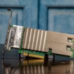 Intel X710 T4 Front