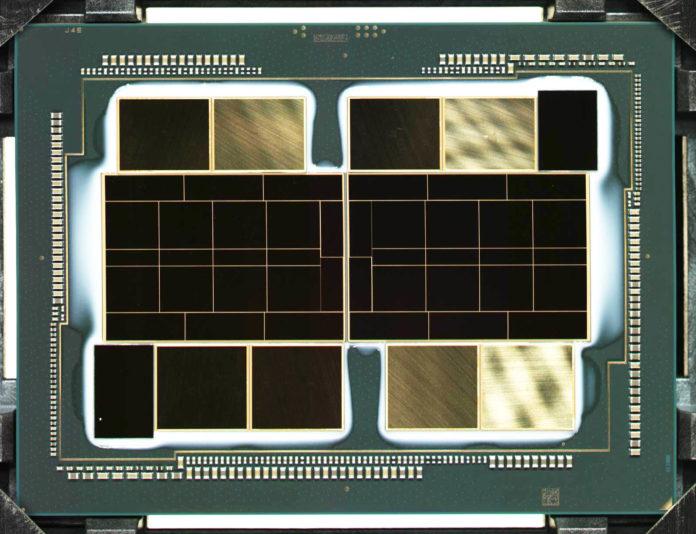 Intel Xe HPC Ponte Vecchio Package Brighter