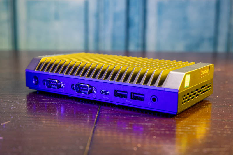Lenovo ThinkCentre M90n 1 Nano Front YB No Heatsink Cover