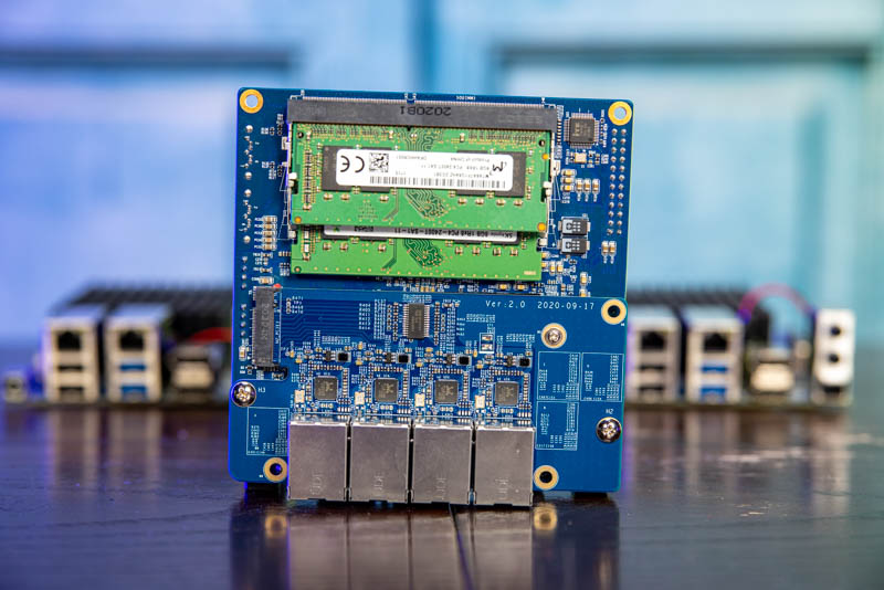 ODROID H2 Plus SODIMM And M.2 H2 Net