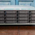 QNAP GM 1002 16x Front Bays