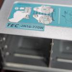 QNAP GM 1002 TEC 2N16 770W