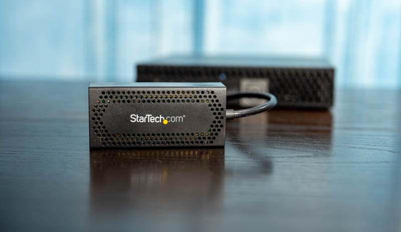 Startech US5GA30 USB To 5GbE NIC Cover