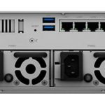 Synology RS1221RP Plus Rear