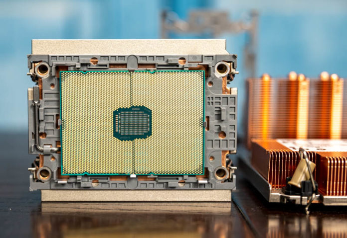 3rd Gen Intel Xeon Scalable LGA4189 Pad Array