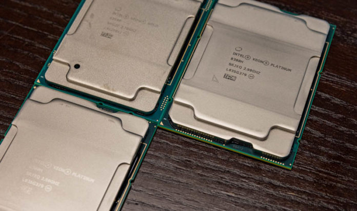 3rd Gen Intel Xeon Scalable Platinum 8380H And Gold 6258R 1