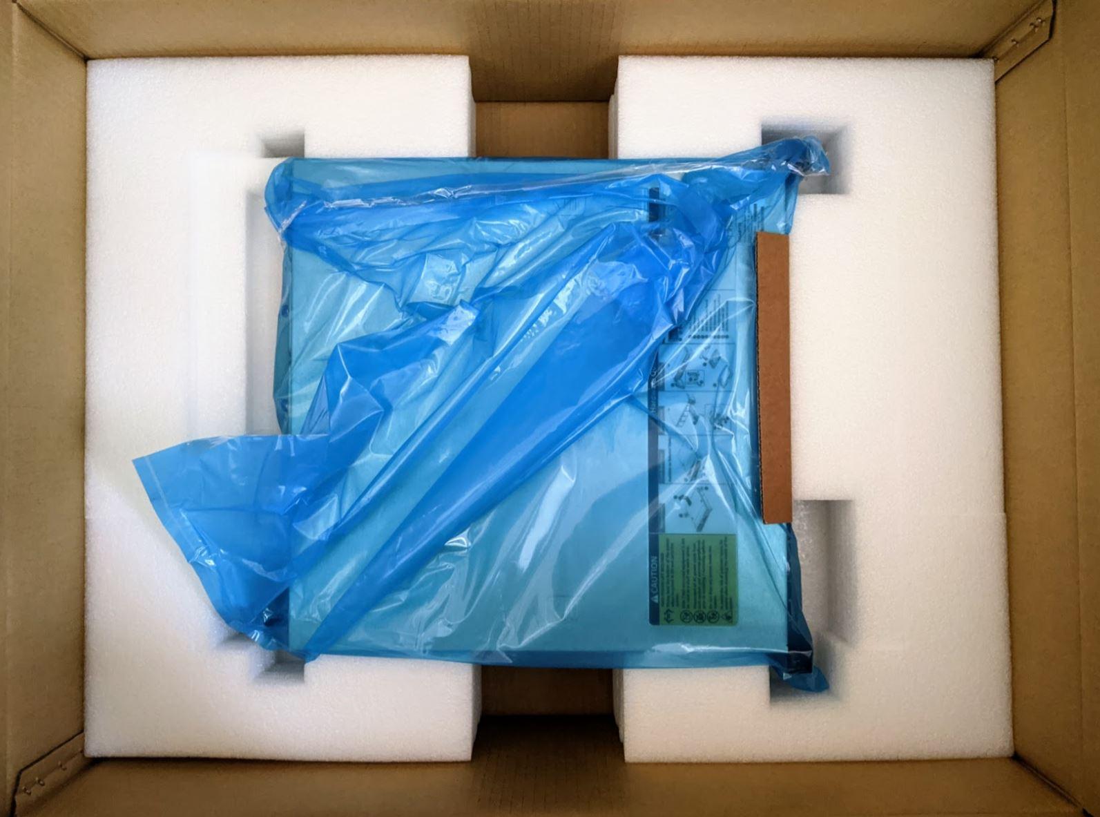 Gigabyte E251 U70 In Shipping Box
