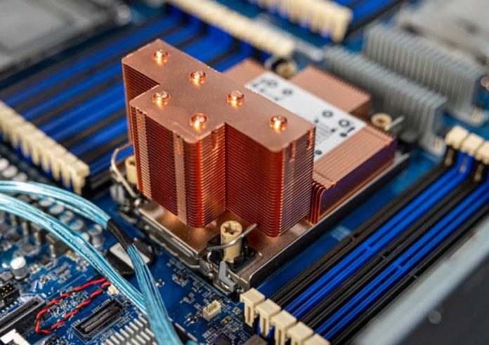 Gigabyte R292 Cedar Island Socket With Cooler 1