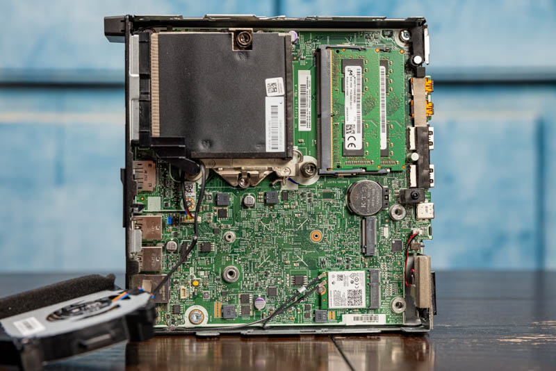 HP EliteDesk 800 G3 Mini Internal 2