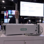 HPE Spaceborne Computer Patrick At HPE Discover 2019