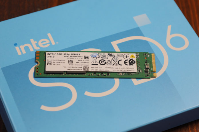 Intel 670p 2TB