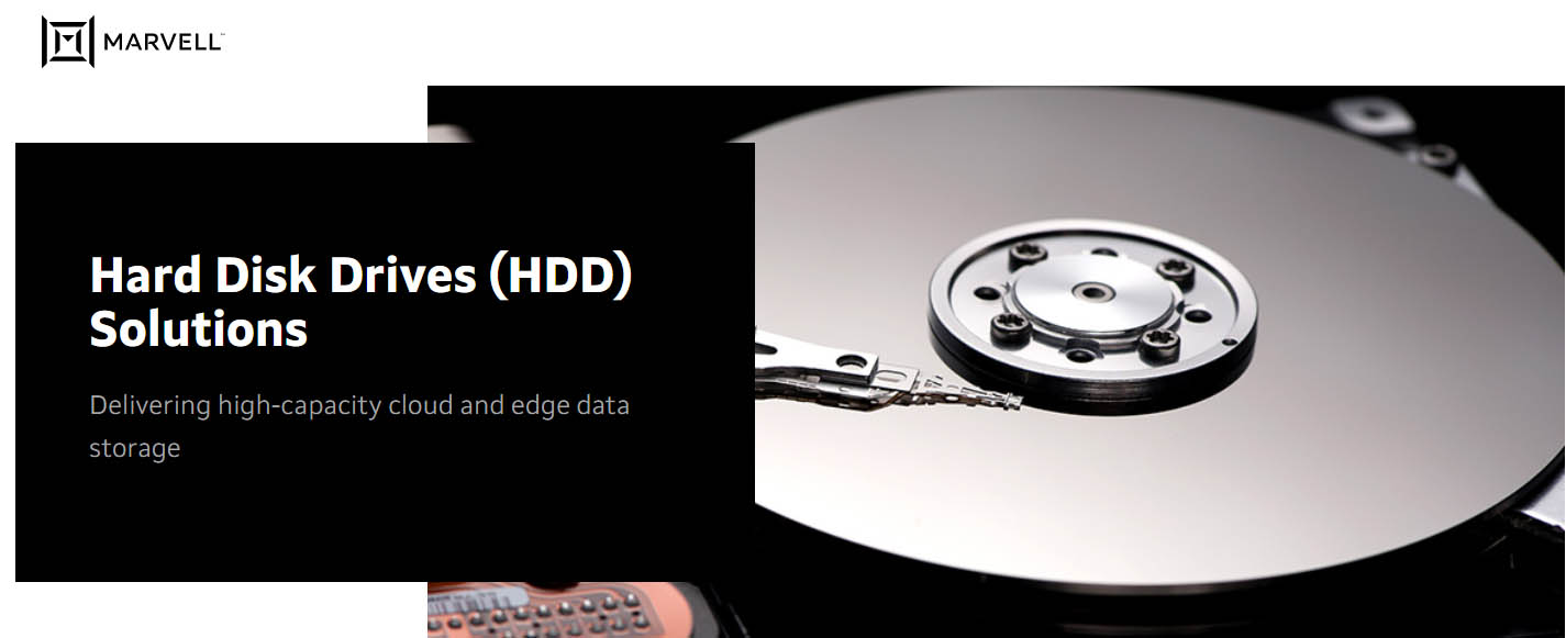 Marvell HDD Solutions