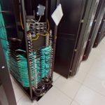 TACC Data Center Tour 2021 Matterport Stampede 2 Networking