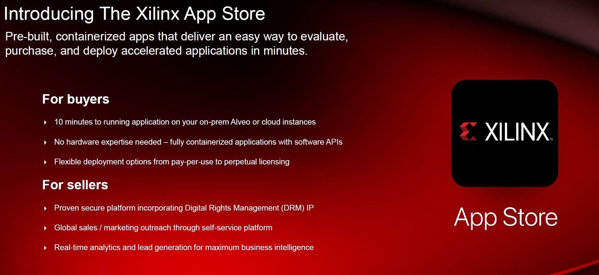 Xilinx App Store