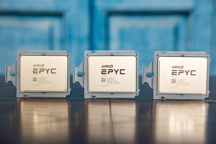 AMD EPYC 7003 High End SKUs 1