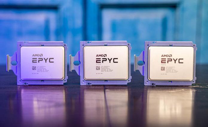 AMD EPYC 7003 High End SKUs 2
