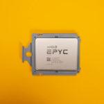 AMD EPYC 75F3 Yellow