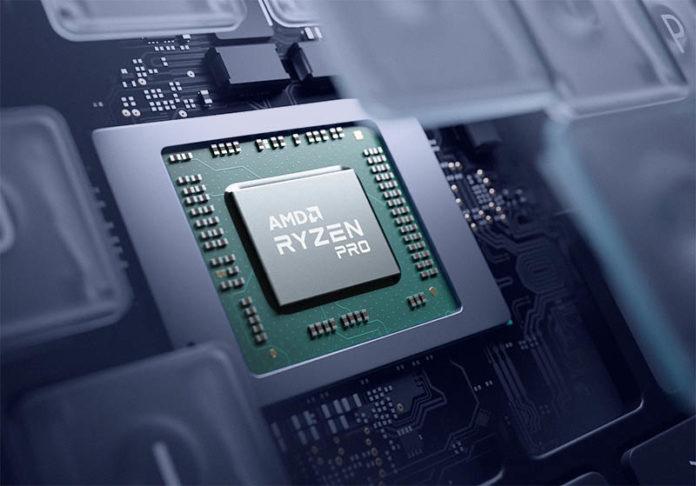 AMD Ryzen Pro 5000 Series Cover